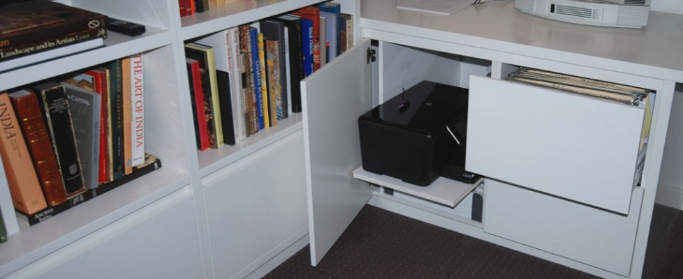 Living Room, Study Desks, Home Theatre Cabinets and Shelving