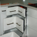 Corner Drawers Opened