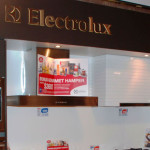Electrolux Kitchen Range Display