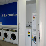 Electrolux Washing Machine Display